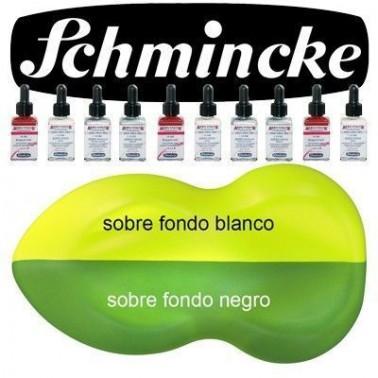 Pintura Aerografia Schmincke AutoColor Amarillo Limón