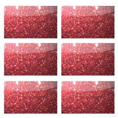 Purpurina Polipur 10P Rojo