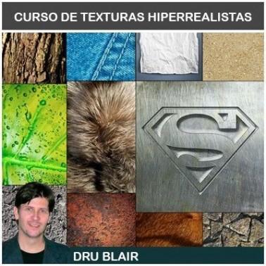 Curso Aerografía Texturas Dru Blair