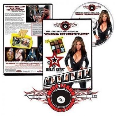 DVD Belly Guns Pose Series I