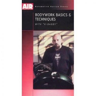 DVD Bodywork Basics & Techniques With K Daddy