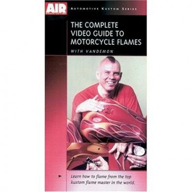 DVD Vandemons Complete Guide To Flames