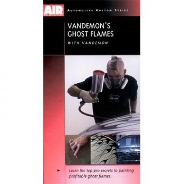 DVD Vandemons Ghost Flames