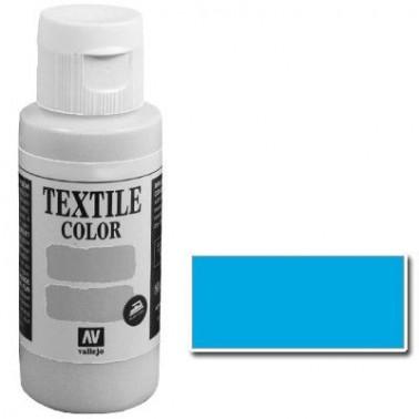 Pintura Vallejo Textil Azul Oriente 60ml