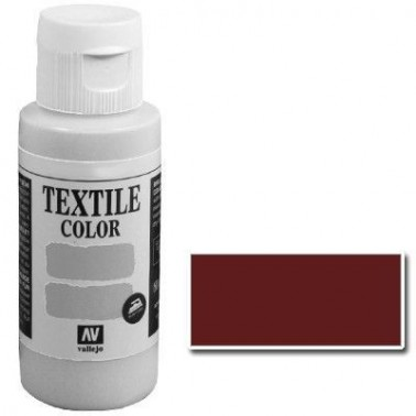 Pintura Vallejo Textil Marrón 60ml