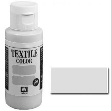 Pintura Vallejo Textil Plata 60ml
