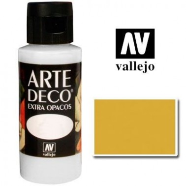 Pintura Vallejo Arte Deco Antique Ochre