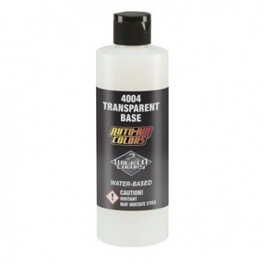 Pintura Aerografia Createx Wicked Base Transparente